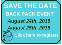 Build a Backpack August 2015